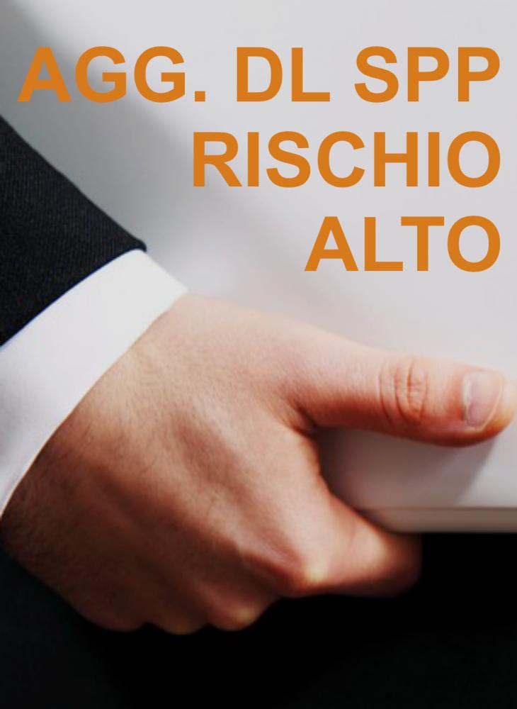 CORSO LA SICUREZZA E LA VALUTAZIONE DEI RISCHI - VALIDO COME AGGIORNAMENTO PER DL SPP RISCHIO ALTO