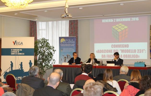 Convegno sull'Adozione del Modello 231 a Cervignano del Friuli