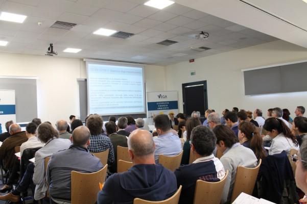 Convegno Rischio Elettrico 2014 Padova - Vega Formazione