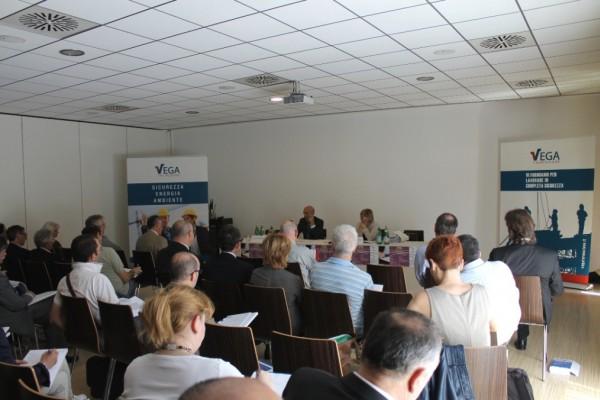 Convegno sui modelli organizzativi con Dott Guariniello-15/05/2013 a Mestre