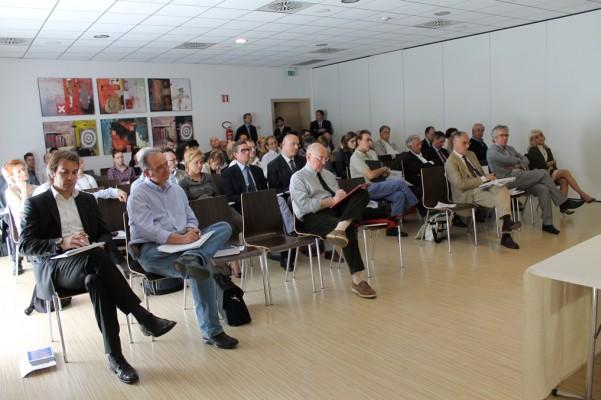 Convegno modelli organizzativi della sicurezza-15/05/2013 a Mestre