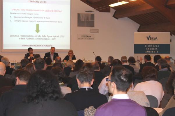 Padova Convegno Delega Organizzazione Aziendale
