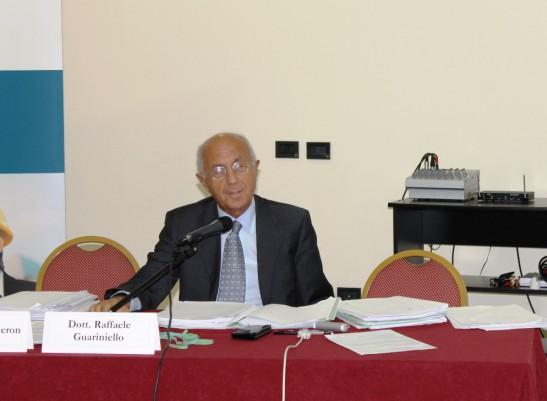 Procuratore Guariniello Convegno DVR - Vega Formazione