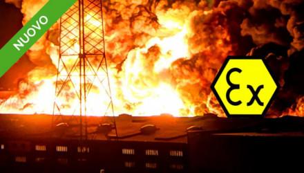 Corso E-Learning Classificazione Luoghi con Pericolo di Esplosione ATEX (Aggiornamento RSPP e ASPP)