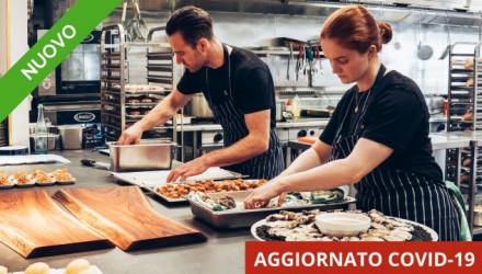 Corso E-Learning Aggiornamento sulla sicurezza per lavoratori del settore alberghiero e ristorazione
