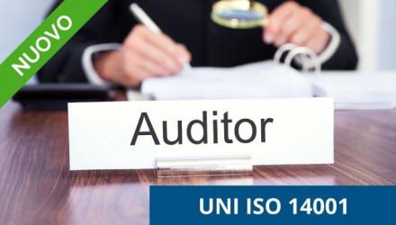 Corso E-learning Auditor per Sistemi di Gestione Ambientale UNI ISO 14001