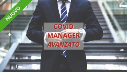 Corso E-Learning COVID Manager: ruolo, competenze e responsabilità