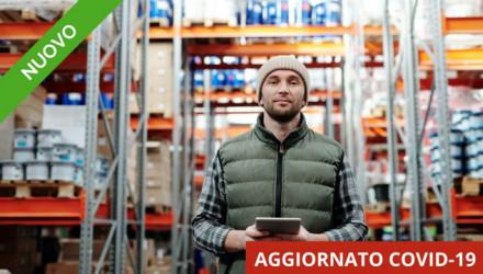 Corso E-Learning di Formazione sulla Sicurezza per Lavoratori del Settore Commercio, Distribuzione e Trasporto – Rischio Basso