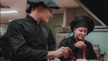 Corso E-Learning di Formazione sulla Sicurezza dei Lavoratori nelle Attivit� di Cucina (Valido per Aggiornamento Lavoratori)