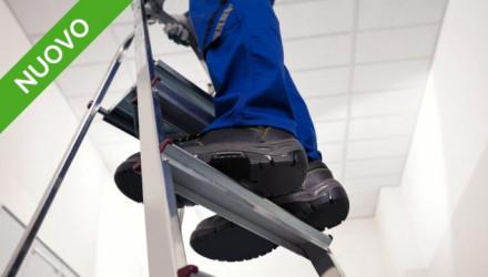 Corso E-Learning sull�utilizzo in sicurezza delle scale (Valido per Aggiornamento Lavoratori)