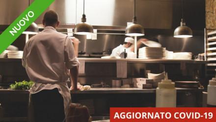 Corso E-Learning Formazione sulla sicurezza per lavoratori di alberghi e ristoranti - rischio basso