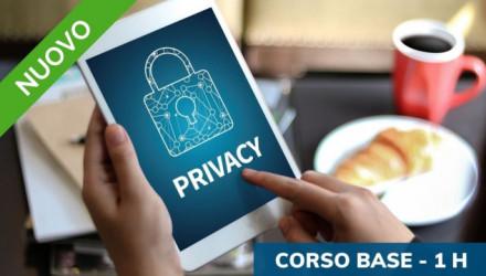 Corso E-Learning sulla Privacy (GDPR) per il Personale Aziendale (Corso Base)
