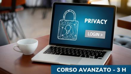 Corso E-Learning sulla Privacy (GDPR) per i Titolari o Responsabili Autorizzati al Trattamento dei Dati (Corso Avanzato)