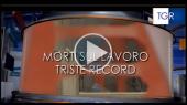 """""""Morti sul Lavoro un Triste Record"""" - TGR 2 Marzo 2016"""