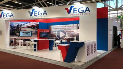 Vega Formazione alla Fiera Ambiente Lavoro di Bologna (15-17 ottobre 2019)