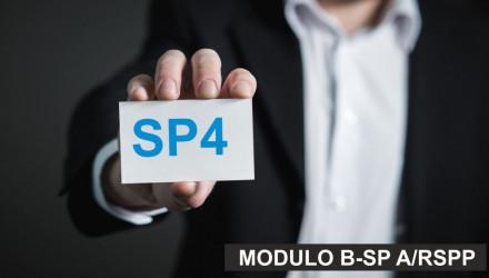MODULO B-SP4: CORSO RSPP E ASPP - ACCORDO STATO REGIONI DEL 7/7/16 (SETTORE ATECO C) - ANCHE PER AGGIORNAMENTO ASPP E RSPP