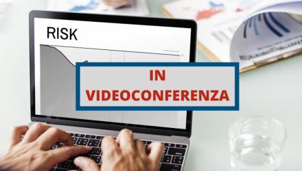 SEMINARIO ELABORARE IL DVR: METODOLOGIA VALUTAZIONE RISCHI (NORMA UNI ISO 12100-1 E ISO/TR 14121-2) - VIDEOCONFERENZA