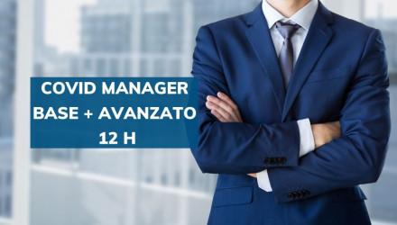 CORSO DI FORMAZIONE AVANZATO PER COVID MANAGER: RUOLO, COMPETENZE E RESPONSABILIT� (12H)