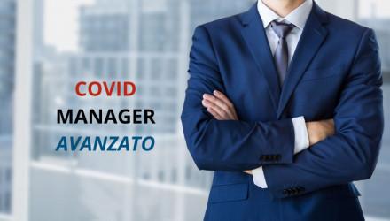 CORSO DI FORMAZIONE AVANZATO PER COVID-MANAGER: RUOLO, COMPETENZE E RESPONSABILITA� (16H)