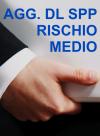 RISCHIO MEDIO AGGIORNAMENTO DL SPP: CORSO SICUREZZA E VALUTAZIONE DEI RISCHI