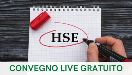 CONVEGNO HSE MANAGER FREQUENTA IL 16.09.2021 IN VIDEOCONFERENZA