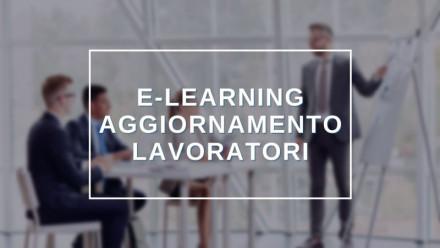 SCOPRI TUTTI I CORSI DI AGGIORNAMENTO LAVORATORI IN MODALITA' E-LEARNING