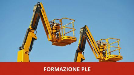 PIATTAFORME DI LAVORO MOBILI ELEVABILI: FORMAZIONE NEL CENTRO DI ADDESTRAMENTO SAFETY TRAINING CENTER - 11 ORE