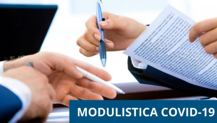 SCARICA GRATIS LA MODULISTICA RELATIVA ALL'EMERGENZA COVID-19