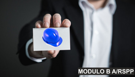 MODULO B COMUNE: CORSO RSPP E ASPP