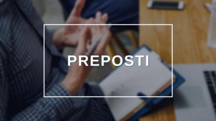 SCOPRI TUTTI I CORSI PER PREPOSTI IN AULA, VIDEOCONFERENZA O E-LEARNING