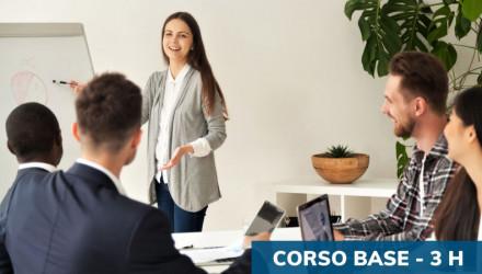 CORSO E-LEARNING SICUREZZA SUL LAVORO: COME PROGETTARE UNA FORMAZIONE EFFICACE - BASE