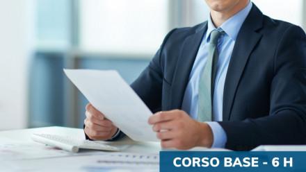 CORSO E-LEARNING DI FORMAZIONE PER MANAGER HSE: RUOLO, COMPETENZE, ABILITA' RELAZIONALI