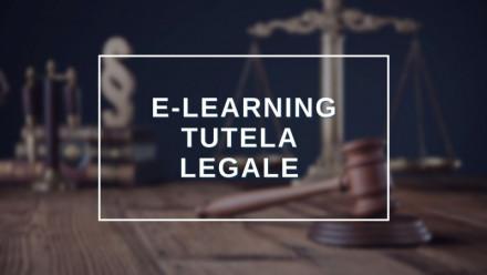 SCOPRI TUTTI I CORSI SULLA TUTELA LEGALE DISPONIBILI IN E-LEARNING